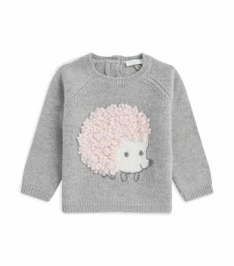 Wool Hedgehog Sweater
