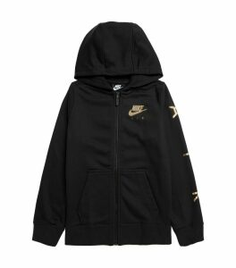 Air Zip-Up Logo Hoodie