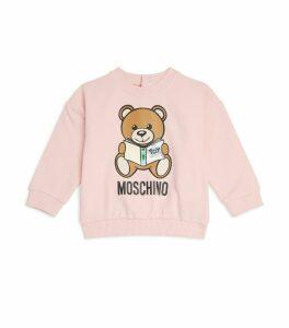 Reading Bear Logo Sweatshirt