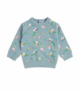 Mouse Print Sweatshirt