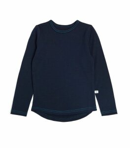 Merino Wool Long-Sleeved T-Shirt