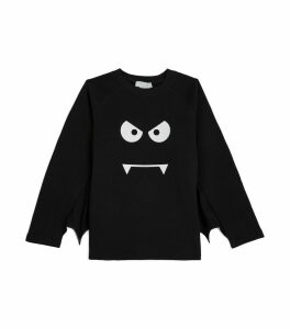 Cotton Bat Sweatshirt