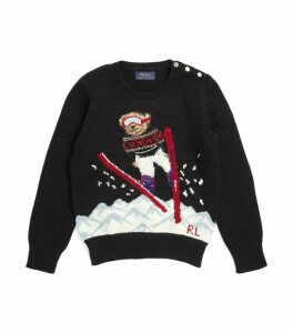 Ski Polo Bear Sweater