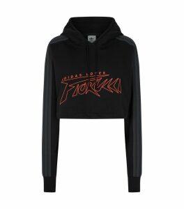 x Fiorucci Crop Sweater