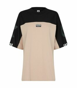 Logo Colour-Block T-Shirt