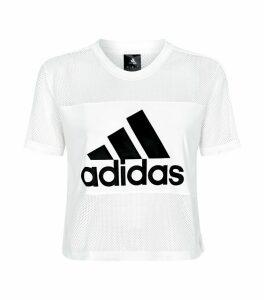 Badge of Sport Mesh T-Shirt