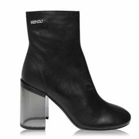 Kenzo K Round Heeled Boots