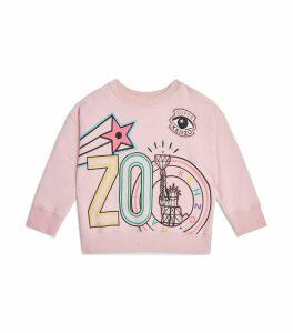 Super Kenzo Print Sweatshirt