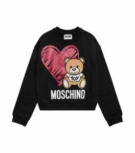 Cotton Toy Bear Sweater