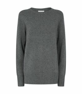 Wool-Cashmere Sibel Sweater