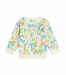 Wiggle Letter Sweatshirt