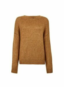Womens **Vero Moda Brown Jumper- Brown, Brown