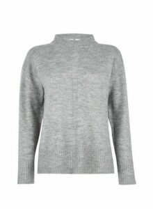 Womens **Tall Grey Jumper, Grey