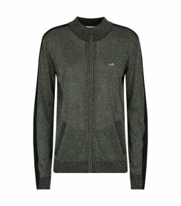 Queen Midas Zip-Up Sweater