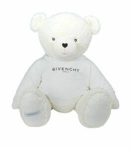 Logo Sweatshirt Teddy Bear (74cm)