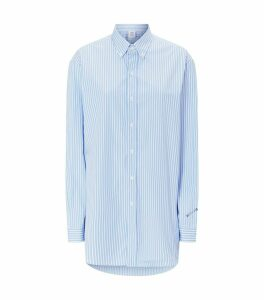 Cotton Striped Anarchy Shirt
