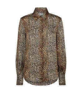 Didina Leopard Print Shirt