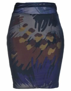 NOU NOU SKIRTS Knee length skirts Women on YOOX.COM