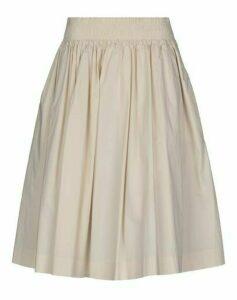 WOOLRICH SKIRTS 3/4 length skirts Women on YOOX.COM
