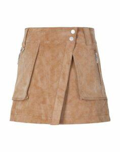 FREE PEOPLE SKIRTS Mini skirts Women on YOOX.COM