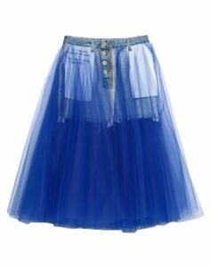 BEN TAVERNITI™ UNRAVEL PROJECT SKIRTS 3/4 length skirts Women on YOOX.COM