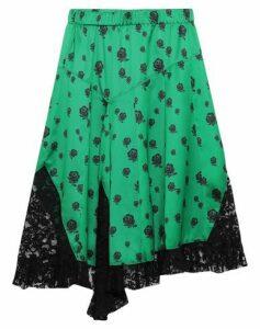 KENZO SKIRTS 3/4 length skirts Women on YOOX.COM