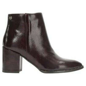 Tnt  Pointed toe boots  women's Low Boots in Red