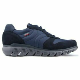 CallagHan  SQUALO FELPA SHOES 12903  women's Shoes (Trainers) in Blue