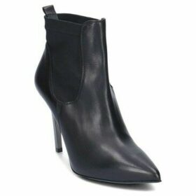 Gino Rossi  Salemi  women's Low Ankle Boots in Black