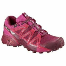 Salomon  Speedcross Vario 2 Gtx  women's Running Trainers in Pink