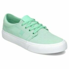 DC Shoes  Trase TX  women's Shoes (Trainers) in Green