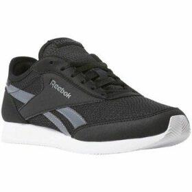Reebok Sport  Royal CL Jog 2BB  women's Shoes (Trainers) in Black