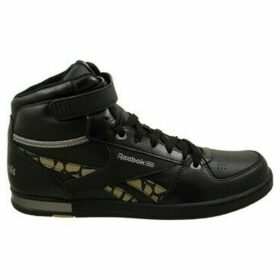 Reebok Sport  CL HIALEAH MID  women's Shoes (High-top Trainers) in Black