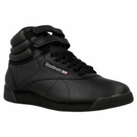Reebok Sport  Freestyle  women's Shoes (High-top Trainers) in Black