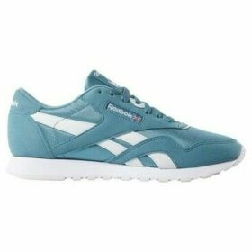 Reebok Sport  CL Nylon Color  women's Shoes (Trainers) in multicolour