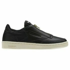 Reebok Sport  Club C 85 Zip  women's Shoes (Trainers) in Black