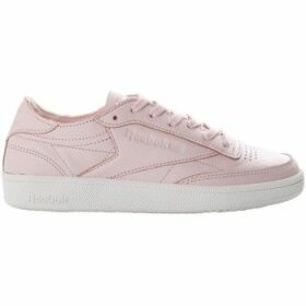 Reebok Sport  Club C 85 Dcn  women's Shoes (Trainers) in Pink