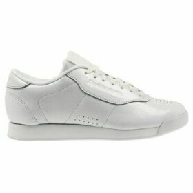 Reebok Sport  W Princess Iridescent  women's Shoes (Trainers) in White
