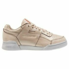 Reebok Sport  W LO Plus Iridescent  women's Shoes (Trainers) in multicolour