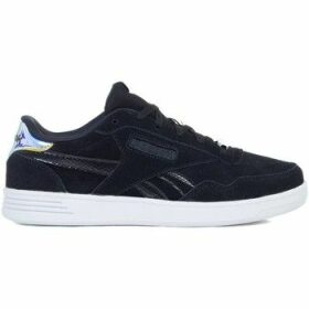 Reebok Sport  Royal Techque T LX  women's Shoes (Trainers) in Black