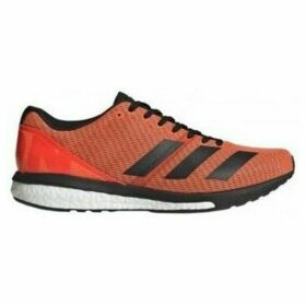 adidas  Adizero Boston 8 W  women's Running Trainers in Orange
