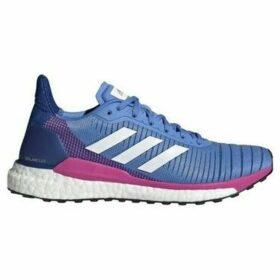 adidas  Solar Glide 19 W  women's Running Trainers in Blue