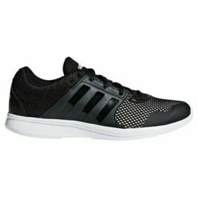 adidas  Essential Fun 20 Black  women's Shoes (Trainers) in multicolour