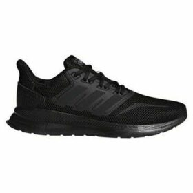 adidas  Runfalcon  women's Running Trainers in Black