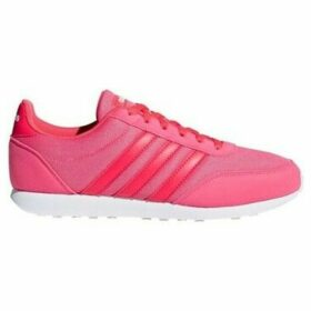 adidas  V Racer 20 W  women's Shoes (Trainers) in Pink