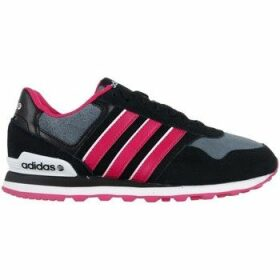 adidas  10K W  women's Shoes (Trainers) in Black