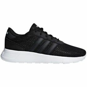adidas  Lite Racer  women's Shoes (Trainers) in Black