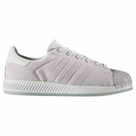 adidas  Superstar Bounce W Icepuricepurftwwht  women's Shoes (Trainers) in multicolour