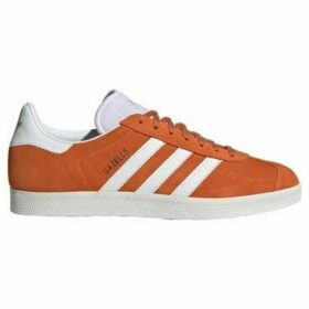 adidas  Gazelle  women's Shoes (Trainers) in Orange