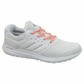 adidas  Galaxy 3 W  women's Running Trainers in White
